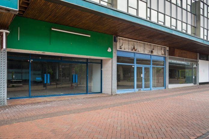 high street vacancy Boodle Hatfield