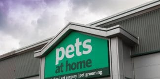 Pets at Home closures