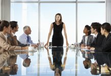Korn Ferry CEO boardroom leadership