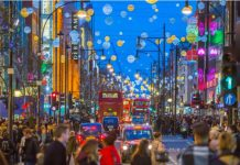 Retail footfall surges 85% for England as shoppers return