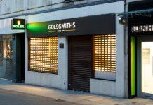 Goldsmiths float