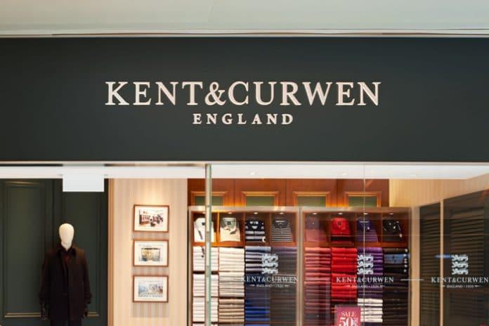 David Beckham Kent & Curwen