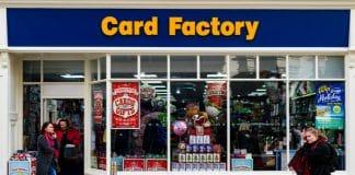 Card Factory Aldi partnership Karen Hubbard