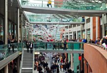 Liverpool one 10 years