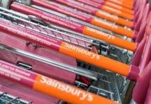 Sainsbury's half year