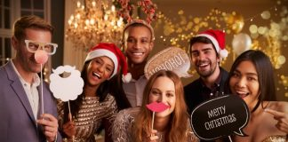 Brits are set to splurge £2.4bn on outfits for this festive season however items may be worn less than three times according a study from charity Hubbub.The average person will spend £73.90 on their outfit but one in five people will never re wear an outfit for an event reported the environmental charity.