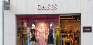 Aurora Fashions oasis warehouse The Idle Man Hash Ladha The Oasis and Warehouse Group