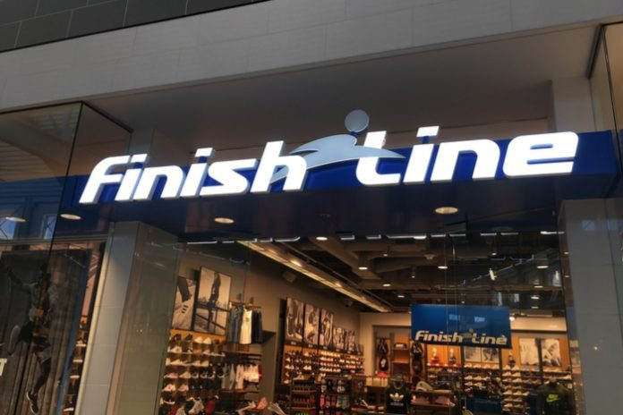 Sports Direct Finish Line
