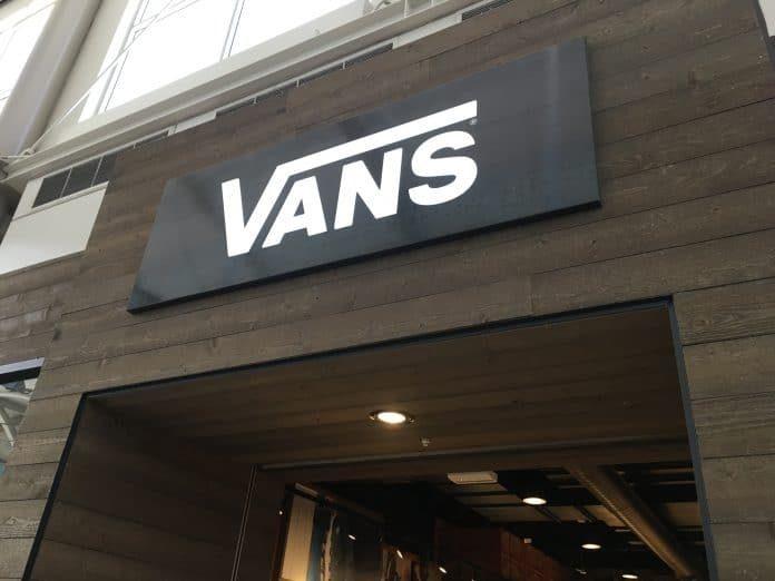 Vans VF Corporation EMEA boardroom