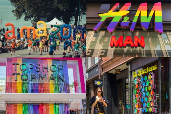 pride in retail
