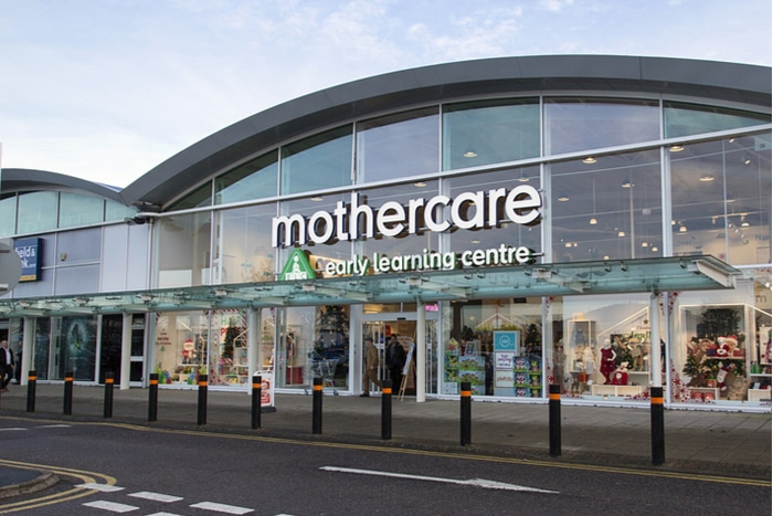Mothercare Mark Newton-Jones Early Learning Centre CVA KPMG administration store closures