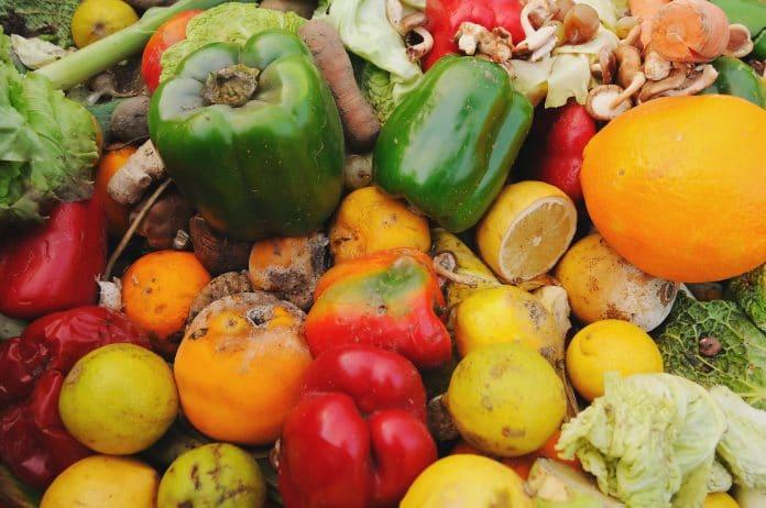 supermarket food waste