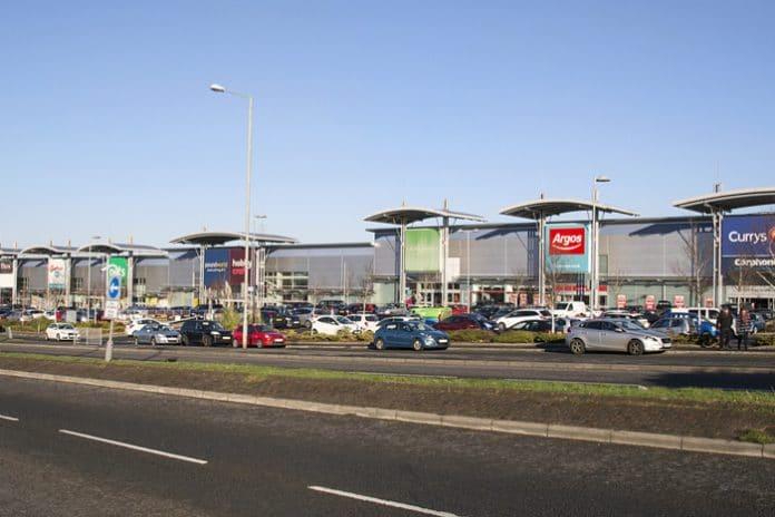 retail park spend