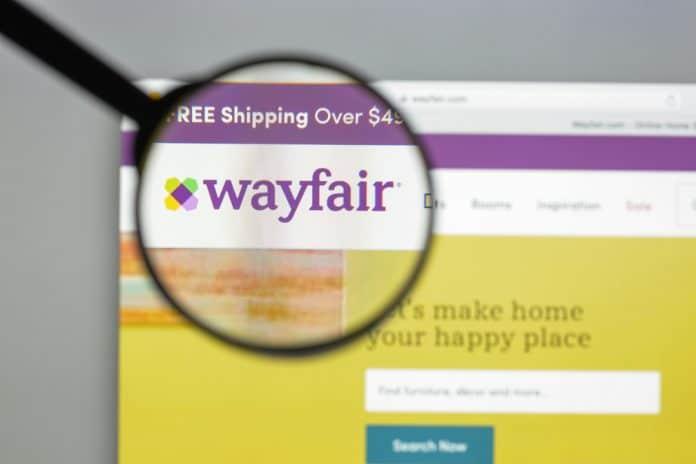 Wayfair strike