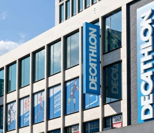 Decathlon pledges to reduce carbon emissions by 75%