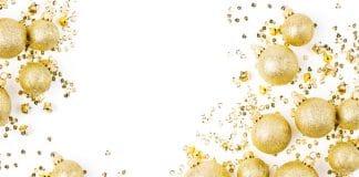 Waitrose glitter