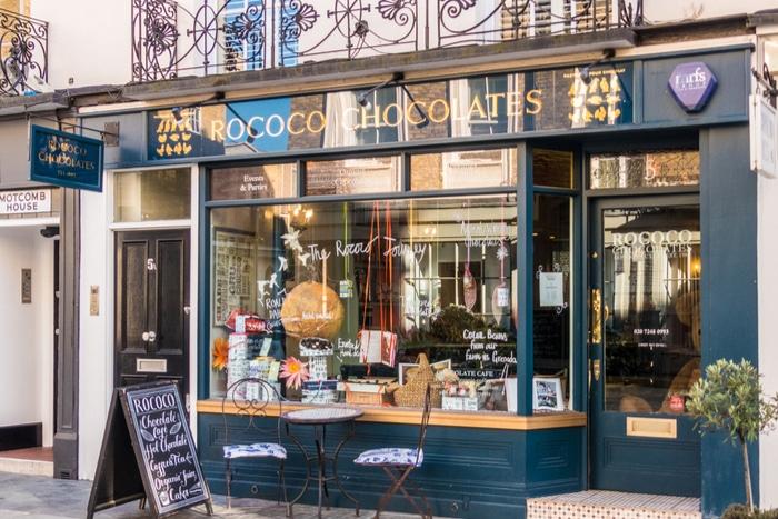 Chocolate retailer Rococo enters administration - Retail Gazette