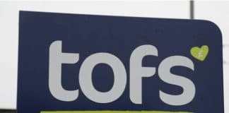 Tofs store closures