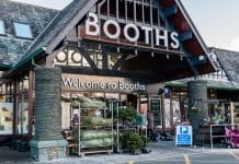 Booths records first sales rise in 5 years, but losses persist