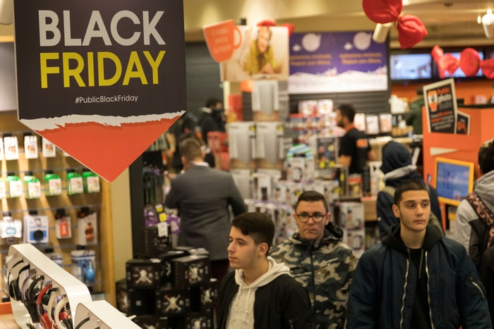 Black Friday Singles Day Alibaba