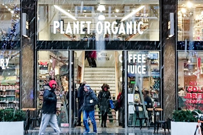 Planet Organic to double store numbers in the next 4 years