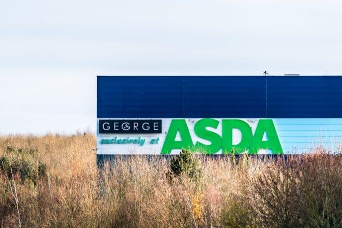 George Asda plastic
