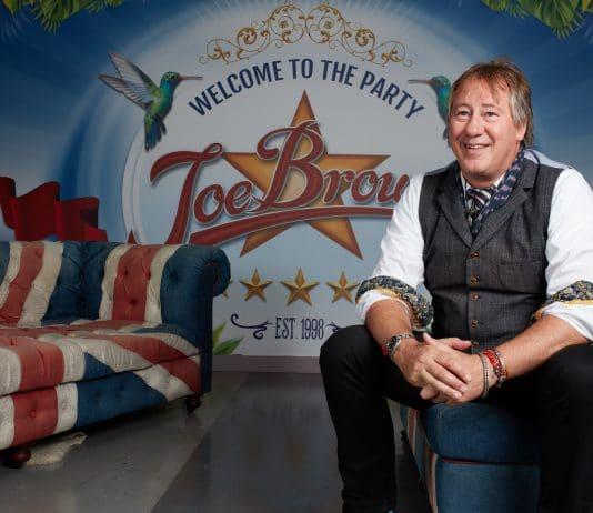 Joe Browns interview Simon Brown