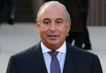 Sir Philip Green Peter Hain