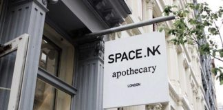 Space NK Andy Lightfoot