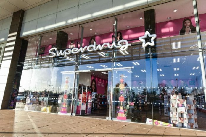 Superdrug new jobs new stores