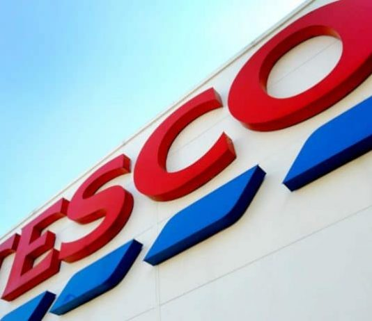 Tesco plastic waste Dave Lewis