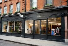 Shaftesbury has announced that Danish streetwear retailer Wood Wood has opened a flagship in Soho, London.