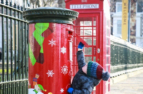 This holiday season Royal Mail will be bringing back its Christmas talking postboxes.Similarly to when the scheme was launched last year, four postboxes have been decorated across the UK and filled with elves ready to respond once a letter or card is posted.