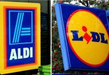 Aldi Lidl Tesco Jack's discount grocer Big 4