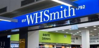 WHSmith travel retail InMotion Leeds Airport Toby Keir