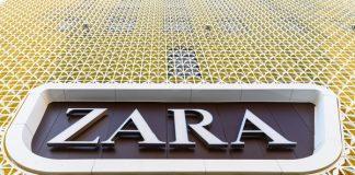 Zara Inditex trading update